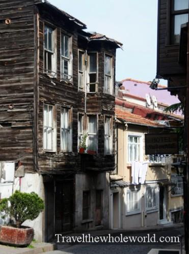 Turkey Istanbul Streets