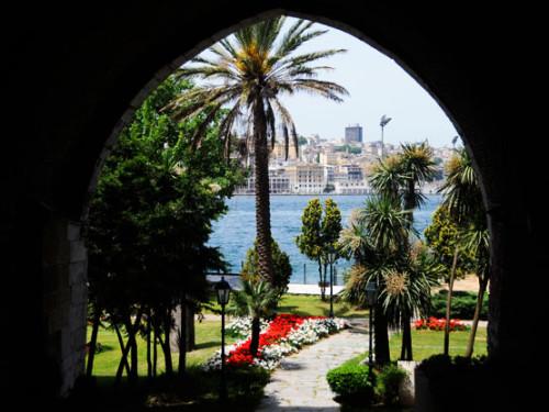 Turkey-Istanbul-View