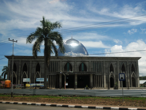 West Papua Naribe Mosque