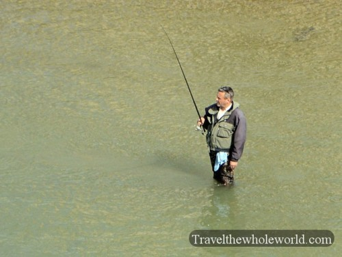 Salzach River Fishing