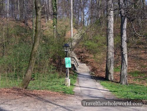 Salzburg Monchsberg Trail