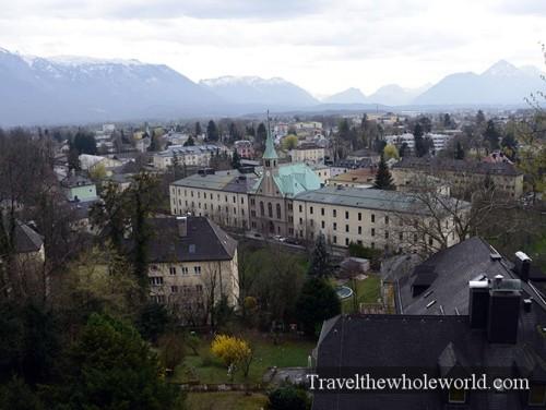 Austria Salzburg South