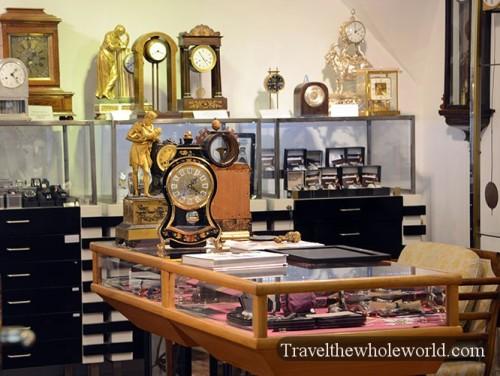 Austria Salzburg Vintage Clock Store