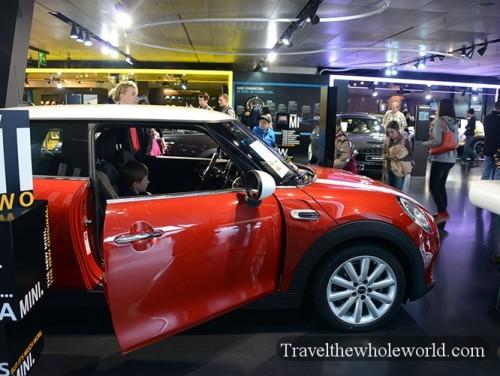 Germany Munich BMW Show Car