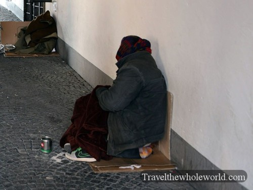 Germany Homeless