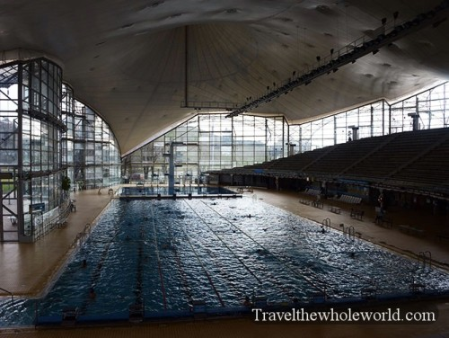 Munich Olympic Park Swimming Pool