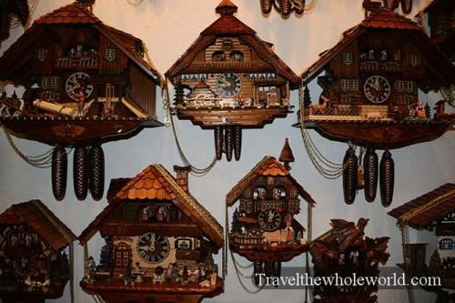 Germany Cuckoo Clocks