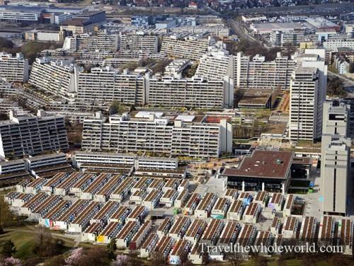 Germany Munich View