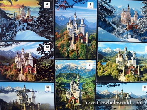 Germany Neuschwanstein Castle Posters
