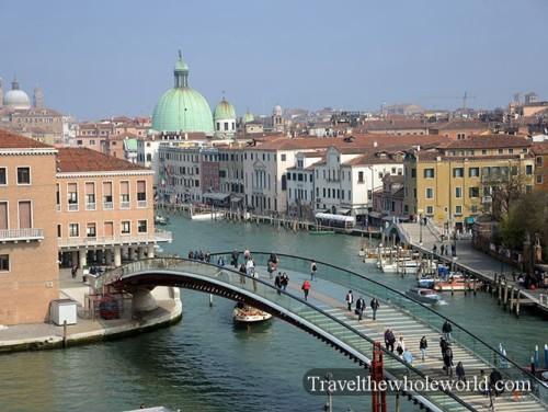 Italy Venice Entrance