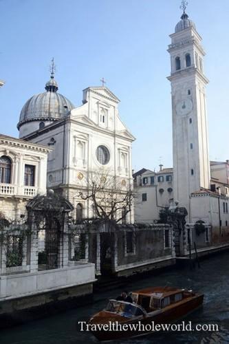 Venice San Giorgio dei Greci