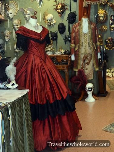Italy Venice Clothing
