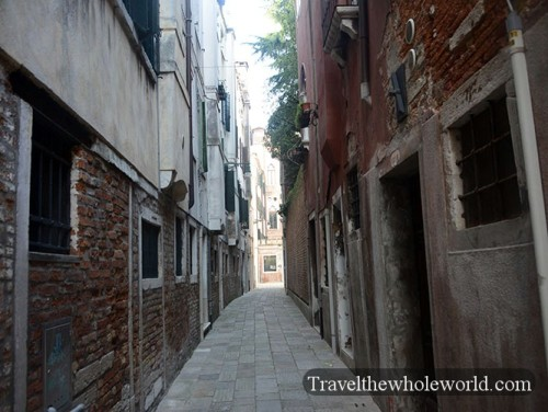 Streets Venice