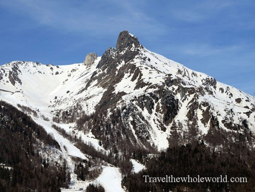 Austrian Peak