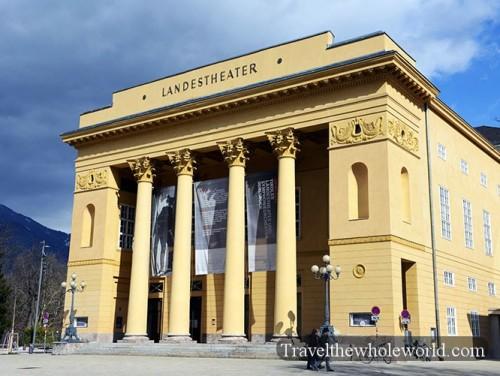 Austria Innsbruck Theater