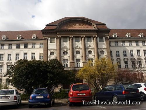 Austria Innsbruck University