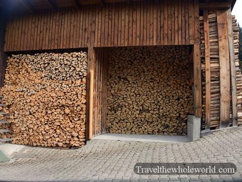 Austria Firewood