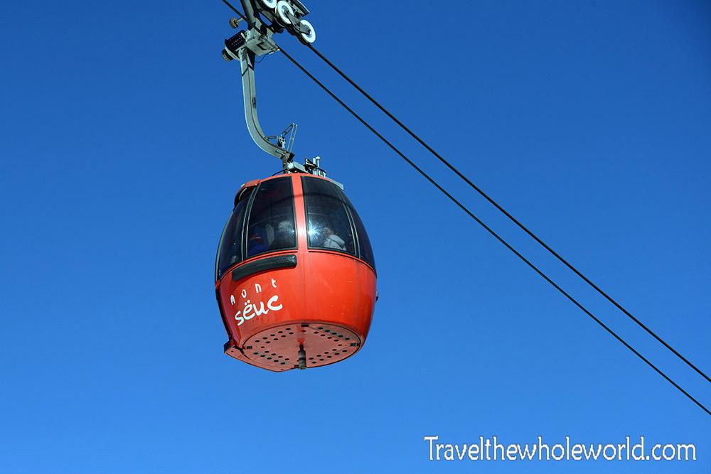 Travel Photos Italy Alps Ski Lift