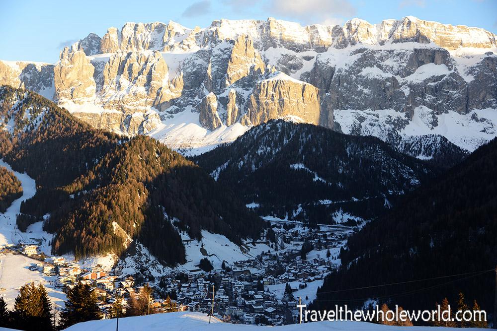 Travel Photos Italy Dolomites Town