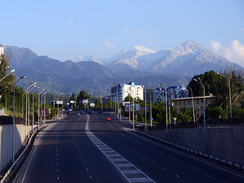 Almaty Highway