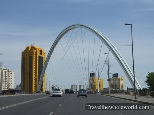 Kazakhstan Astana Bridge