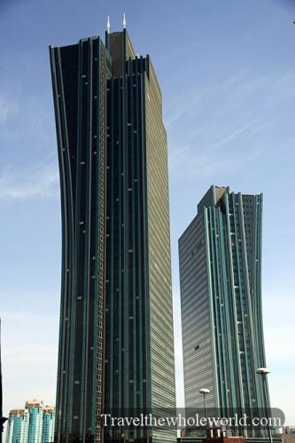 Kazakhstan Astana Buildings