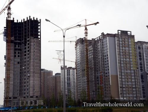 Kazakhstan Astana Construction