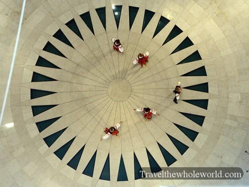Kazakhstan Astana Palace Of Peace Dancers