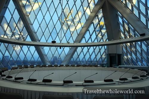 Astana Palace Of Peace Top