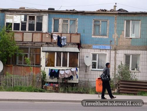 Kazakhstan Astana Suburbs