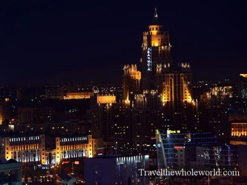 Astana Night