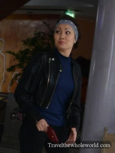 Kazakhstan Astana Woman