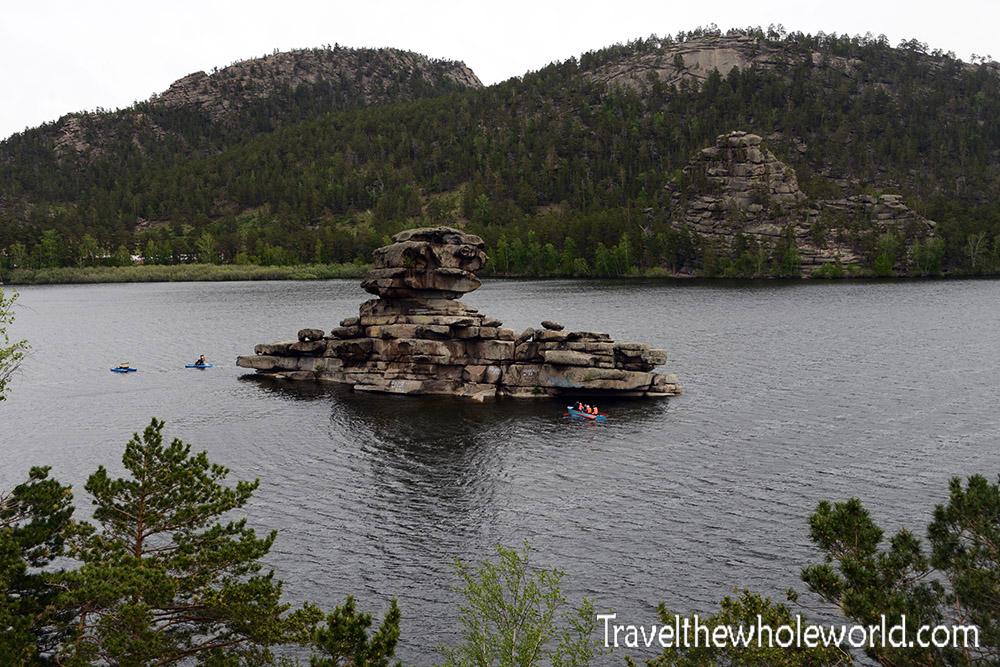 Kazakhstan Burabay Island