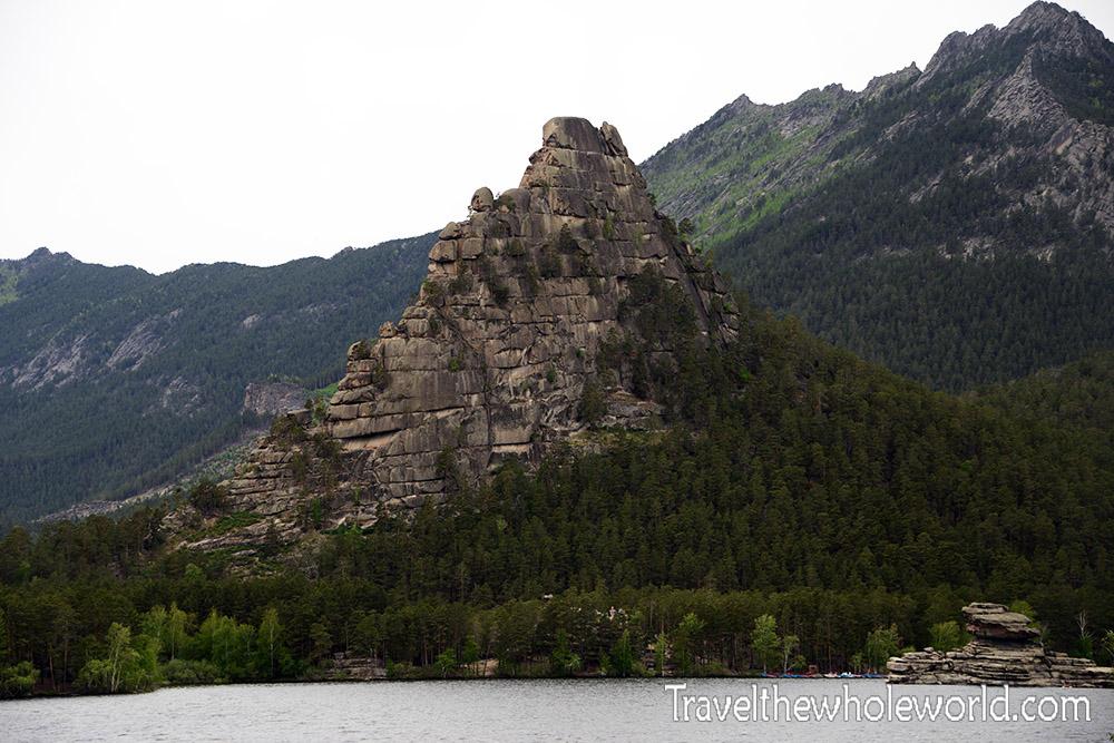 Kazakhstan Burabay Pyramid