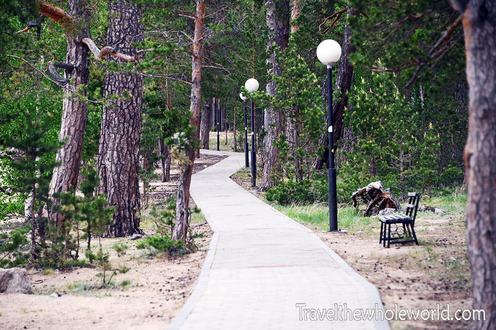 Kazakhstan Burabay Trail