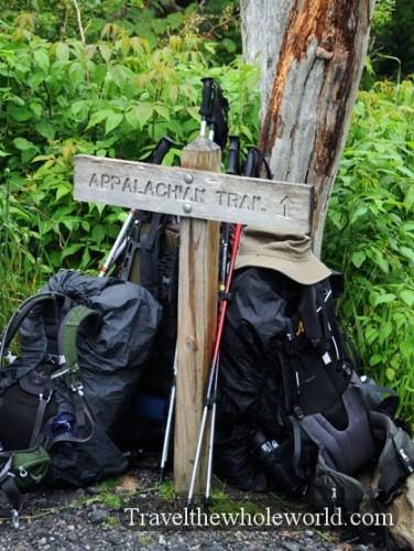 Smoky Mountains Appalachian Trail