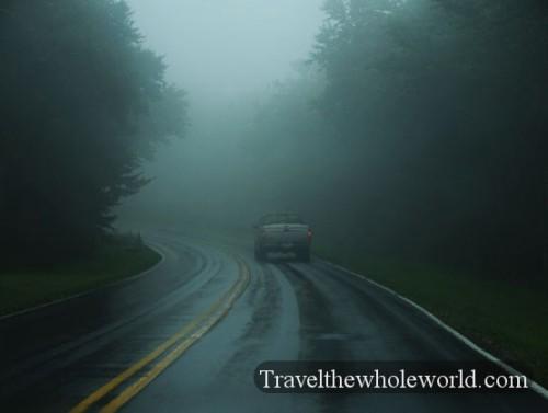 Smoky Mountains Rain
