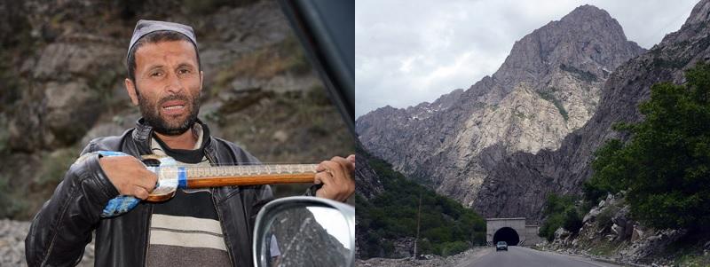 Tajik Road Trip