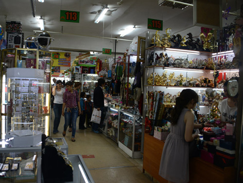 Almaty Bazaar