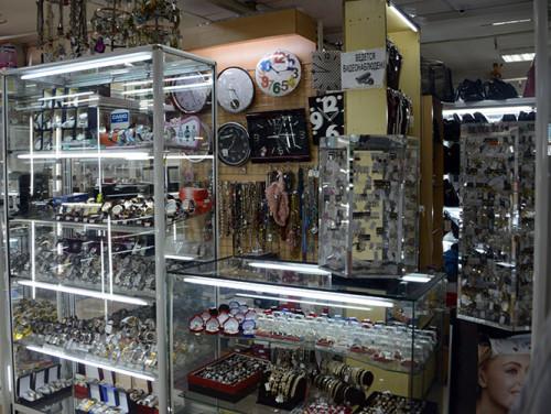Kazakhstan Almaty Bazaar