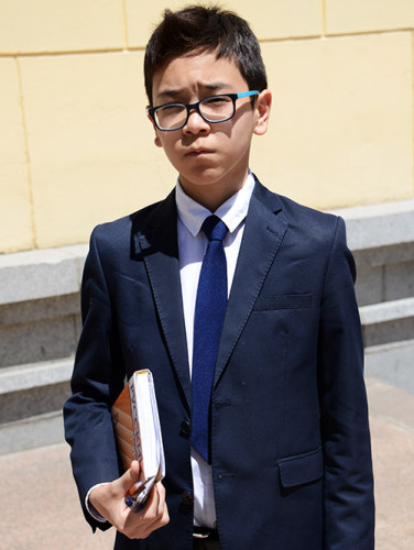 Kazakhstan Boy
