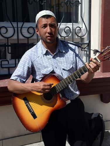 Kazakhstan Almaty Singer