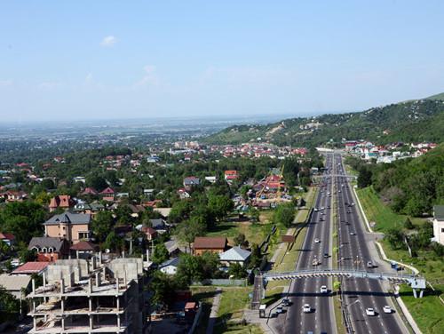 Almaty Suburbs