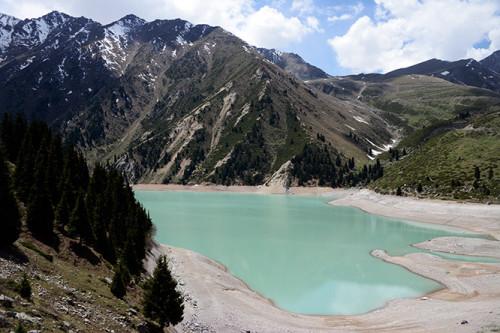 Kazakhstan Big Almaty Lake Lake
