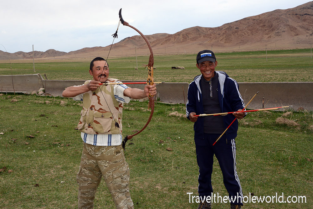 Kyrgyzstan Archery