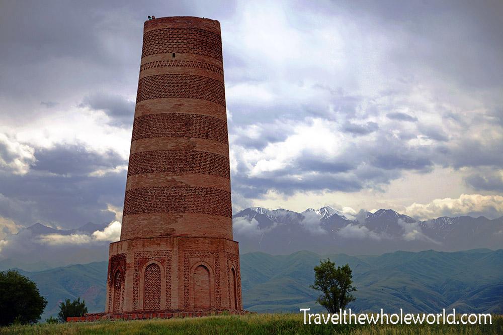 Burana Tower Minaret
