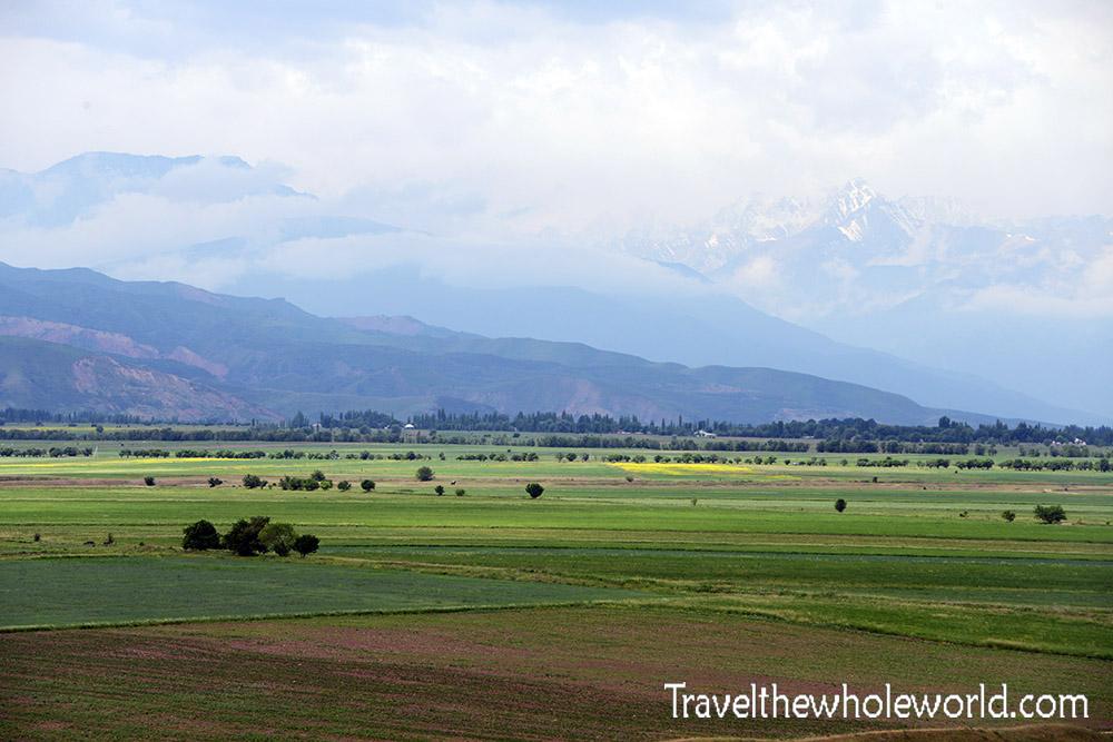 Kyrgyzstan Burana View