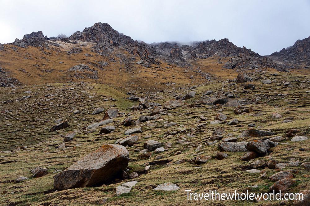Kyrgyzstan Issyk Kul Mountains