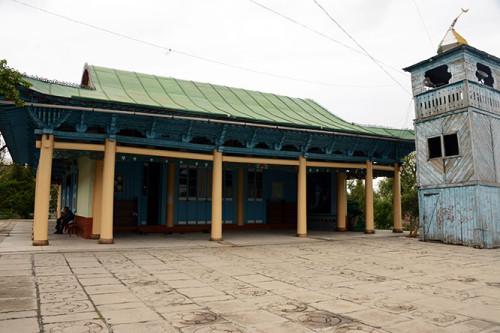 Kyrgyzstan Karakol Dungan Mosque