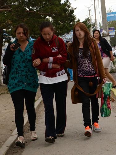Kyrgyzstan Karakol People